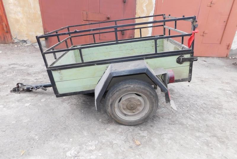 В якутске прицеп для легкового автомобиля