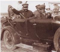 """Следуя """"заветам Ильича"""", после его смерти на Rolls-Royce продолжали ездить такие видные члены партии, как Семен Буденный, Лазарь Каганович и Вячеслав Молотов"""