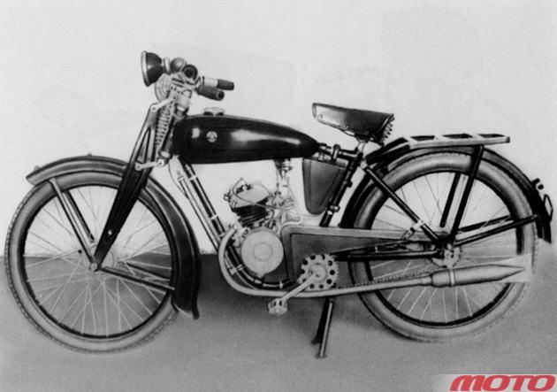 мотоцикл «Стрела»