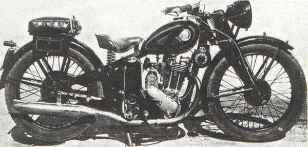 мотоцикл Л-6