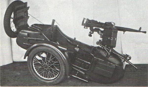 мотоколяска Модель ДС-1