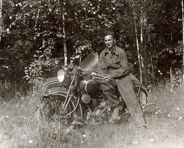 Русская «косуля». Мотоцикл ТИЗ АМ-600.