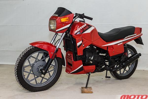 """мотоцикл """"Ротор"""" - модель 7,151 в дизайнерском исполнении"""