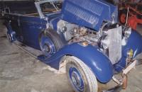 Mercedes-Benz-320 1936 года