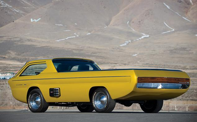 фто концепт кара форд тандербёрд2 1960