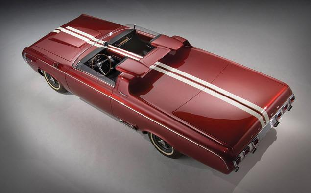 dodge charger roadster 1964