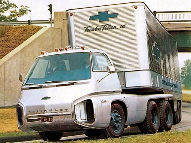 Chevrolet Turbo Titan 3 1966