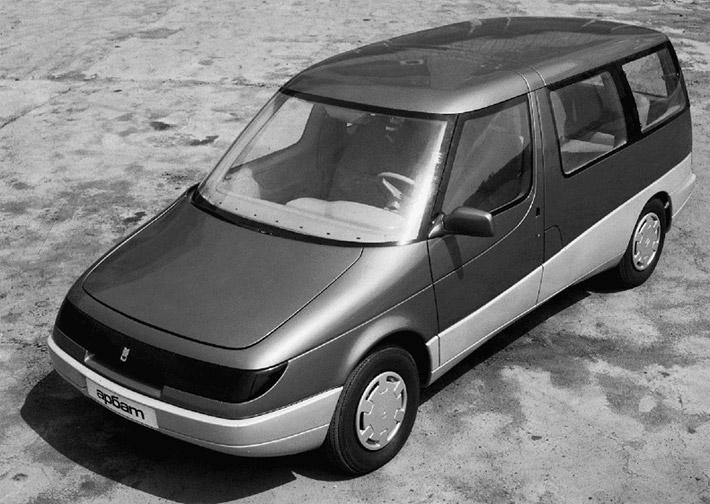 АЗЛК-2139 «Арбат» (1990 год)