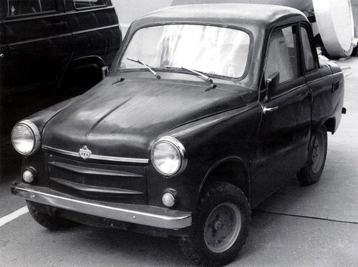 ГАЗ-18 (1955 год)
