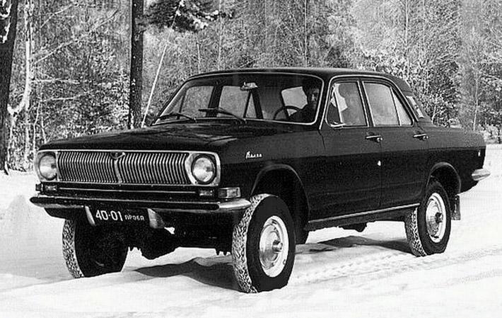 ГАЗ-24-95 «Волга» Опытный (1974 год)
