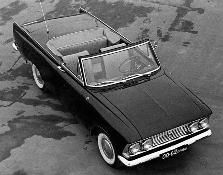 АЗЛК «Москвич-408 Турист» (1964 год)