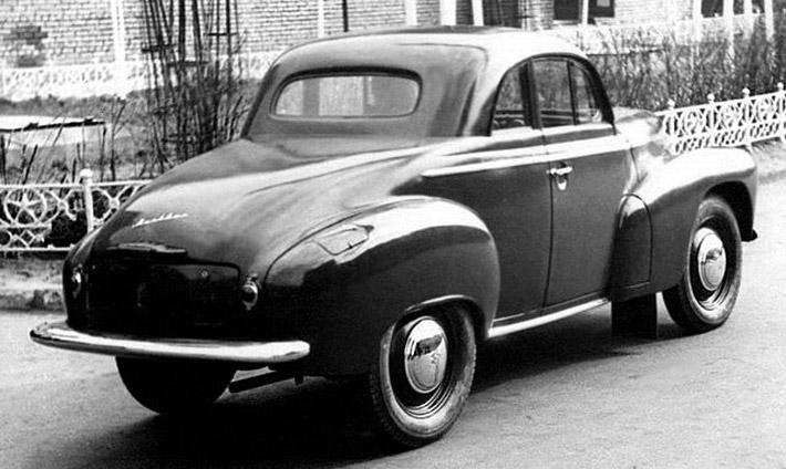 МЗМА-403Э-424Э «Купе» (1951 год)