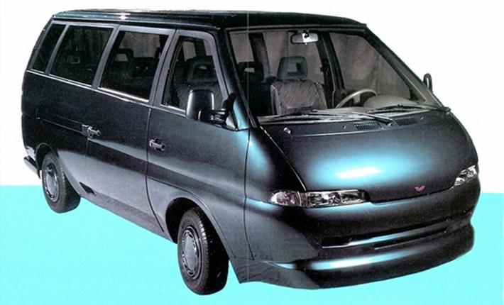РАФ-М2 «Стилс» (1991 год)