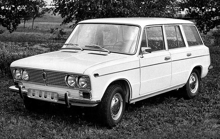 ВАЗ-2103 «Универсал» (1976 год)