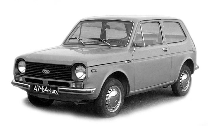 ВАЗ-2Э1101 (1973 год)