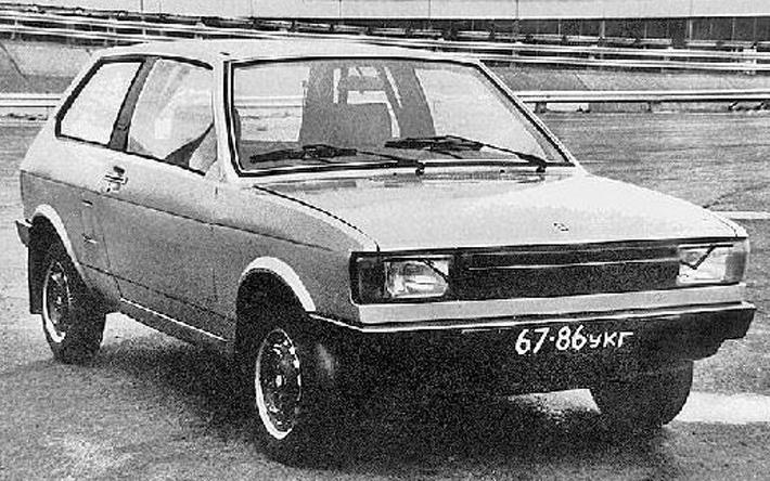 ВАЗ-3Э1101