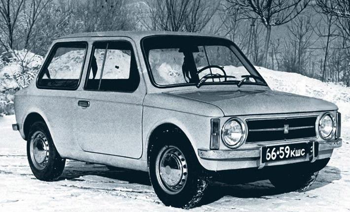 ВАЗ-Э1101 (1971 год)