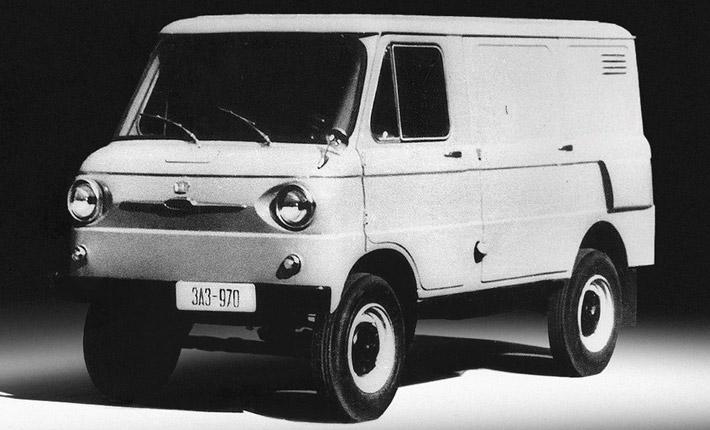 ЗАЗ-970Б (1962 год)