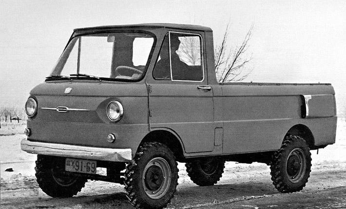ЗАЗ-970Г (1962 год)