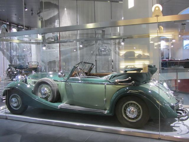 Horch 853 1937 г