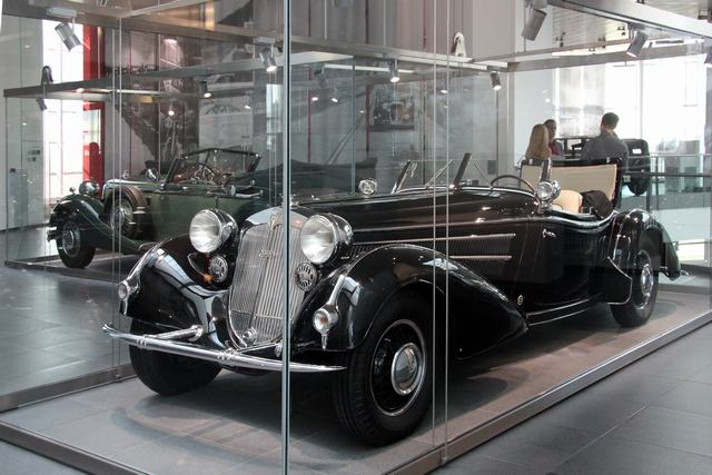 Horch 855 Special Roadster 1939 г