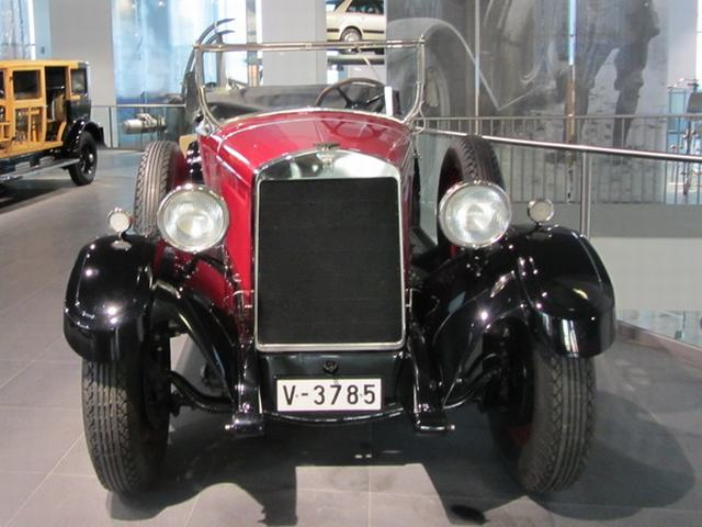 Horch 8 Type 303 1927 г