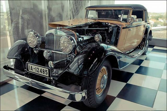 Horch 670 1934 г