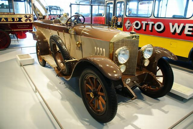 Mercedes-Knight 16-45 RS Tourenwagen (1921)