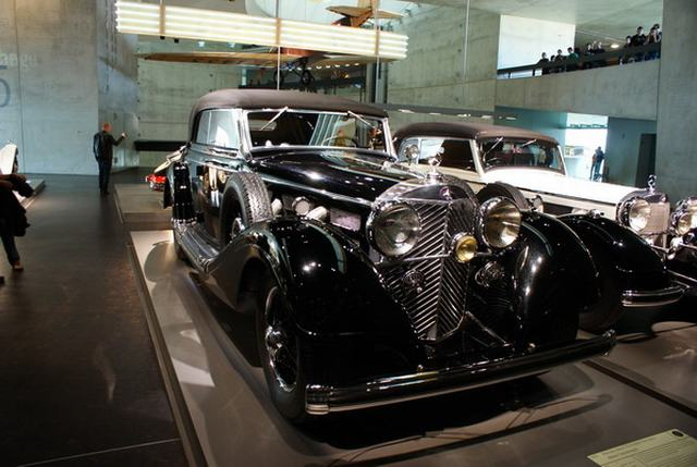 Mercedes-Benz 770 Grosser Mercedes (1930-1938)