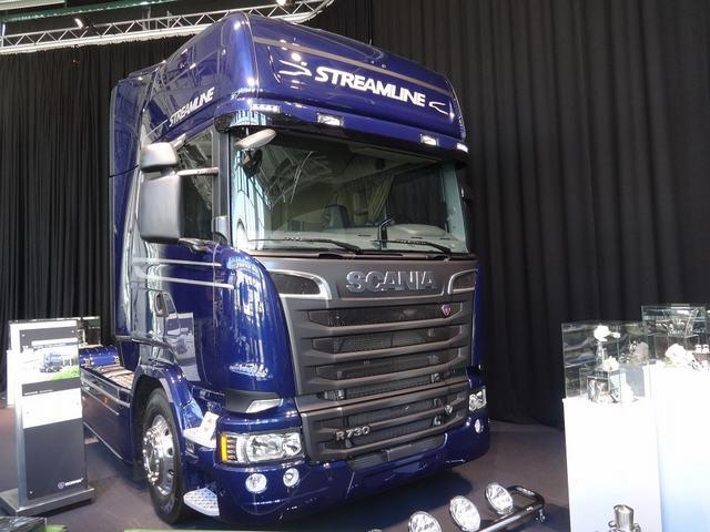 Музей Scania в Швеции