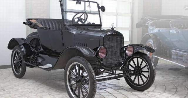 Ford T 1905-1927